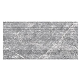 Dekor Lavre Ceramstic Waves 30 x 60 cm ciemnoszary 1,44 m2