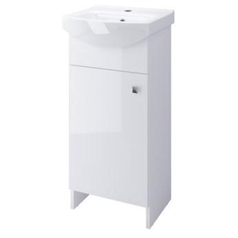 Szafka z umywalką Cersanit Sati 40 cm biała