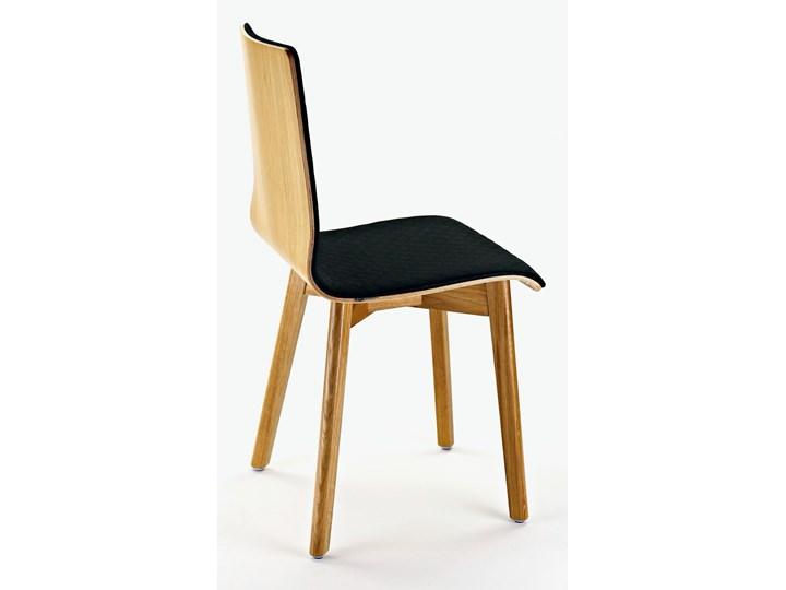LUKA SOFT W krzesło dębowe, pikowana grafitowa tkanina Płyta MDF Kategoria Krzesła kuchenne Głębokość 41 cm Głębokość 40 cm Drewno Pikowane Wysokość 87 cm Tapicerowane Wysokość 48 cm Szerokość 40 cm Styl Nowoczesny