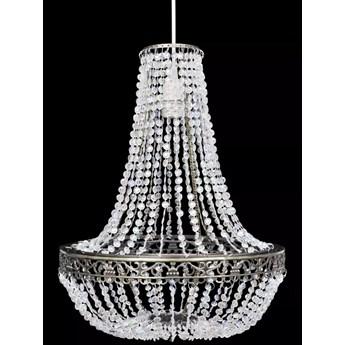 vidaXL Kryształowa lampa wisząca, 36,5 x 46 cm