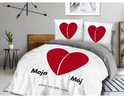 Pościel  160x200 bawełniana Komplet do sypialni piękne sny