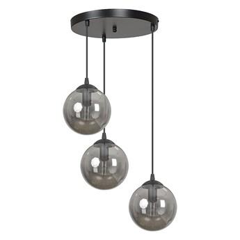 COSMO 3 BL GRAFIT PREMIUM 712/3PREM lampa wisząca klosze kule regulowana nowoczesna