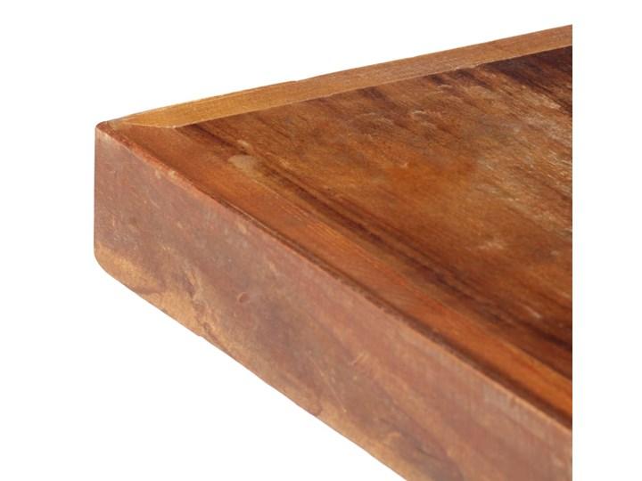 vidaXL Stół do jadalni, 180x90x76 cm, lite drewno z odzysku