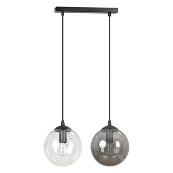 COSMO 2 BL MIX lampa wisząca klosze kule regulowana wysokość nowoczesna
