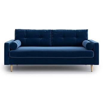Sofa Esme 3-osobowa, Navy Blue