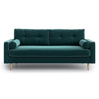 Sofa Esme 3-osobowa, Jade