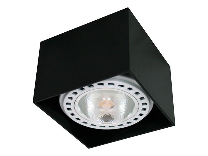 Varmant oprawa Luxor czarny 30211-03 Oprawa led Oprawa stropowa Kwadratowe Kategoria Oprawy oświetleniowe
