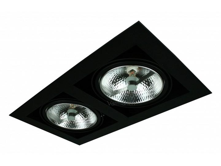 Varmant oprawa Moss 12622 Kategoria Oprawy oświetleniowe Oprawa led Oprawa stropowa Prostokątne Kolor Czarny