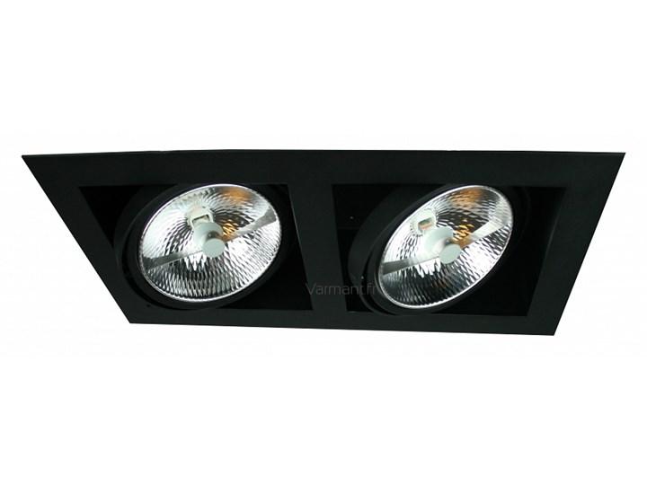 Varmant oprawa Moss 12622 Prostokątne Kategoria Oprawy oświetleniowe Oprawa stropowa Oprawa led Kolor Czarny