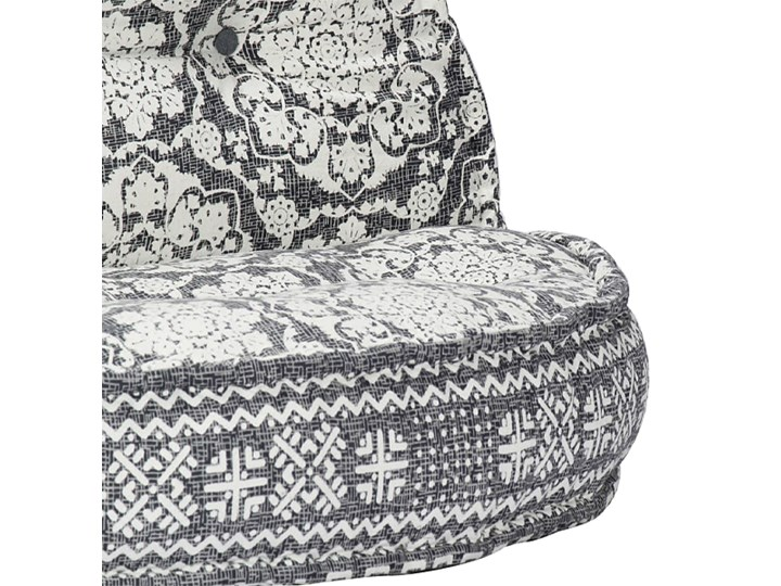Materiałowa sofa Dina - ażurowa Kategoria Sofy i kanapy Głębokość 120 cm Szerokość 120 cm Modułowe Materiał obicia Tkanina