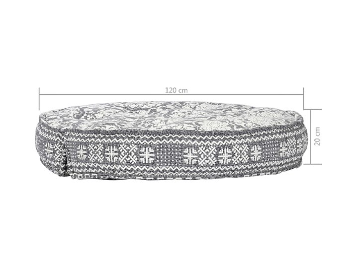 Materiałowa sofa Dina - ażurowa Szerokość 120 cm Rozkładanie Rozkładana Głębokość 120 cm Modułowe Pomieszczenie Pokój nastolatka