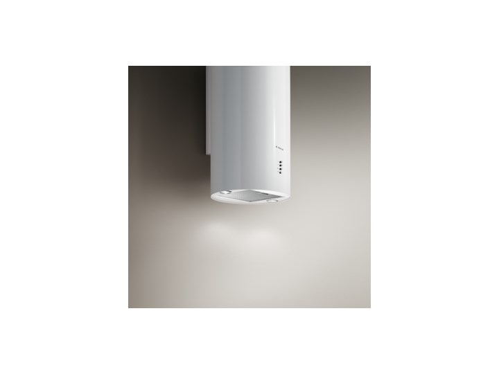 Okap przyścienny Elica  Tube Pro WH/A/43 Biały Okap kominowy Sterowanie Elektroniczne