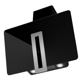 Okap kominowy Optima Black 90 cm