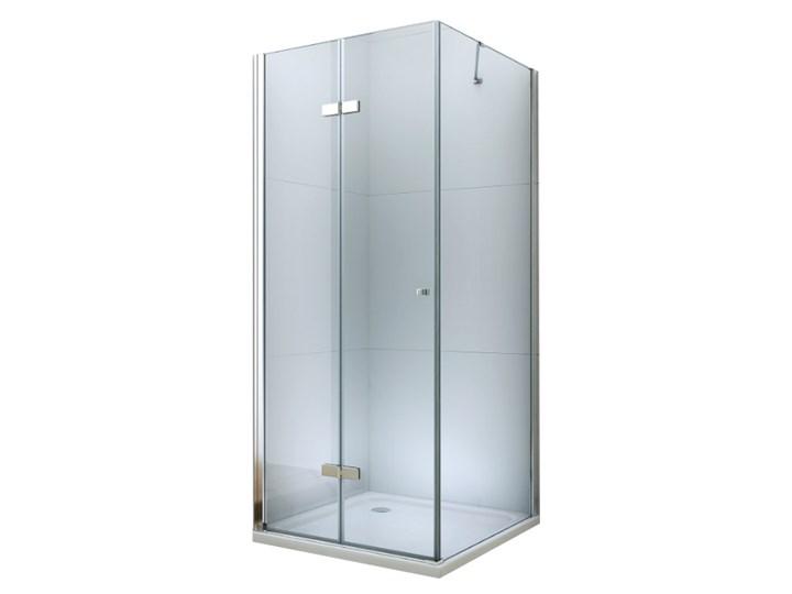 VELDMAN KABINA PRYSZNICOWA SKŁADANA OSLO (ONE)- ROZMIAR DO WYBORU Przyścienna Kategoria Kabiny prysznicowe Szerokość 70 cm Kwadratowa Wysokość 195 cm Rodzaj drzwi Składane
