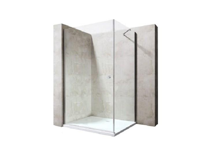 VELDMAN KABINA PRYSZNICOWA ATLANTA B63 8mm ROZMIARY DO WYBORU Kwadratowa Kolor Szary Szerokość 80 cm Narożna Kategoria Kabiny prysznicowe