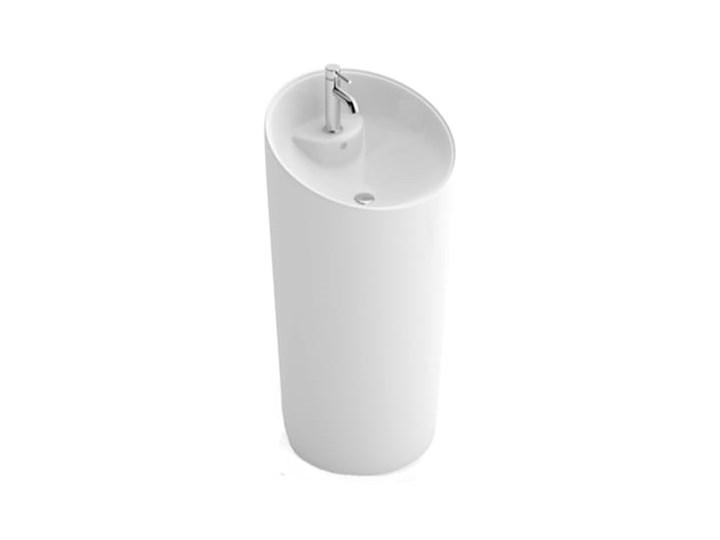 VELDMAN MONOLITYCZNA UMYWALKA WOLNOSTOJĄCA OTTO Kategoria Umywalki Ceramika Wolnostojące Szerokość 47 cm Kolor Biały