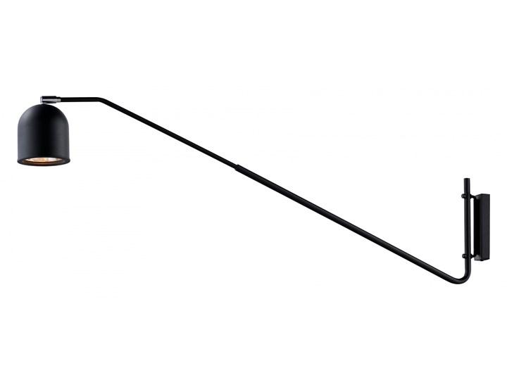 Kinkiet Puro 20812102 KASPA czarna ruchoma oprawa na wysięgniku