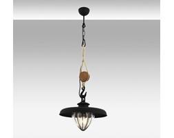 Lampa wisząca  loft  avonni salon sypialnia jadalnia av-1650-1bsy lampa