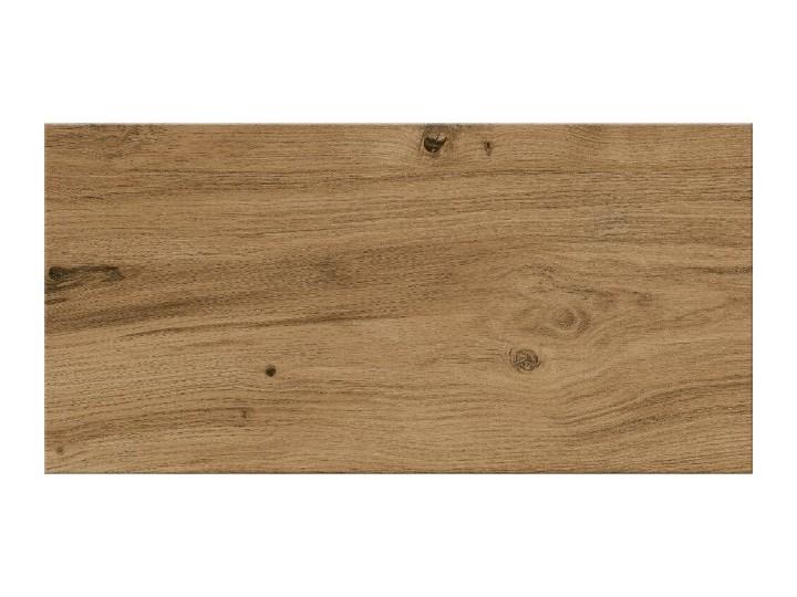 Gres szkliwiony ASHVILLE brown mat 29,7x59,8 gat. I Cersanit