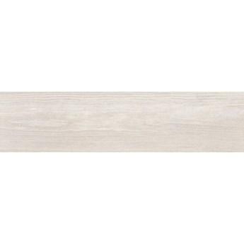 Gres szkliwiony NORDIC OAK white mat 22,1x89 gat. I