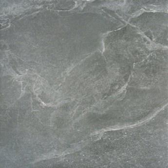 Gres szkliwiony FALCON dark grey mat 42x42 gat. I