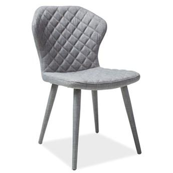 Pikowane krzesło Logan