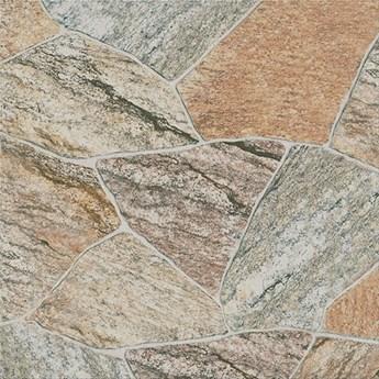 Gres szkliwiony DUCA beige natural mat 42x42 gat. II