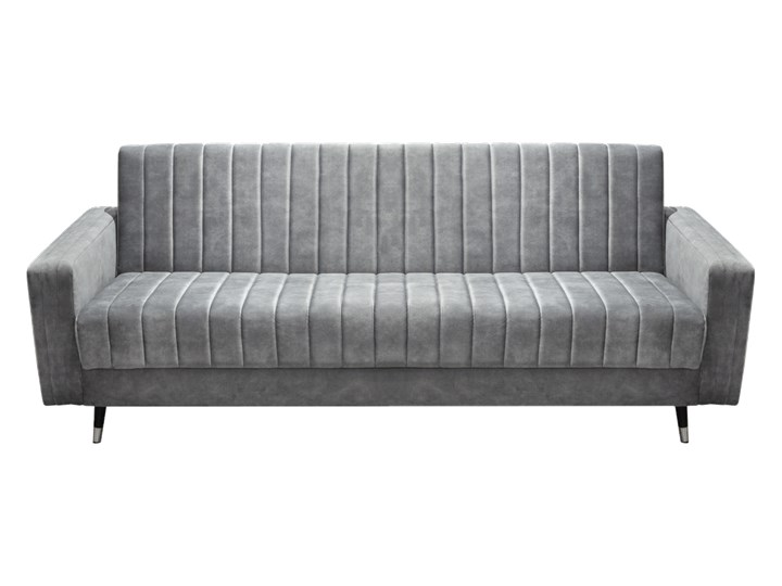 Sofa DIAMOND z funkcją spania Stała konstrukcja Nóżki Na nóżkach Materiał obicia Tkanina