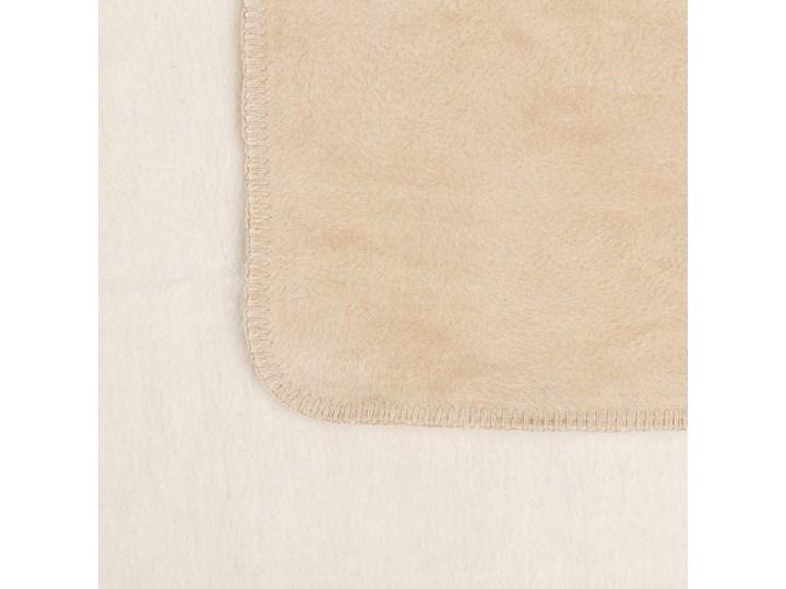 Koc Cotton Cloud 150x200cm Ecru&Light Beige, 150 x 200 cm Bawełna 150x200 cm Akryl Pomieszczenie Salon