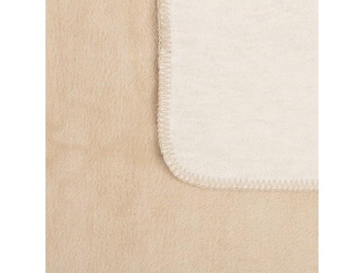Koc Cotton Cloud 150x200cm Ecru&Light Beige, 150 x 200 cm Bawełna Akryl 150x200 cm Kategoria Koce i pledy