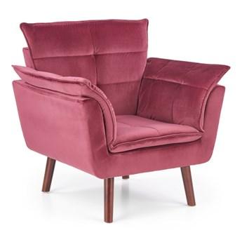 Fotel Rezzo - 4 kolory Bordowy