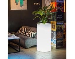 Nowoczesna świecąca donica LED Pine