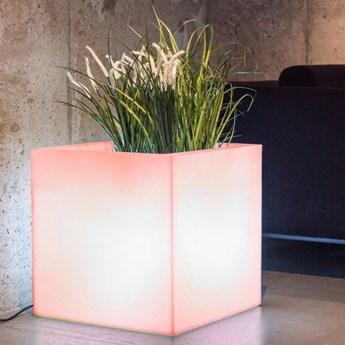 Bezprzewodowa donica LED Pixel Pot