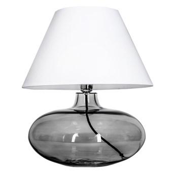 Klasyczna lampka stołowa Stockholm ze szkła