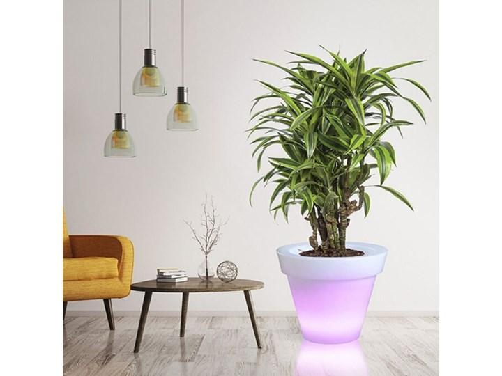 Świecąca donica LED Frees RGB