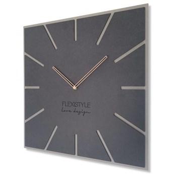 Wielki zegar ścienny EKO EXACT 1 50cm