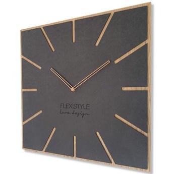 Wielki zegar ścienny EKO EXACT 4 50cm