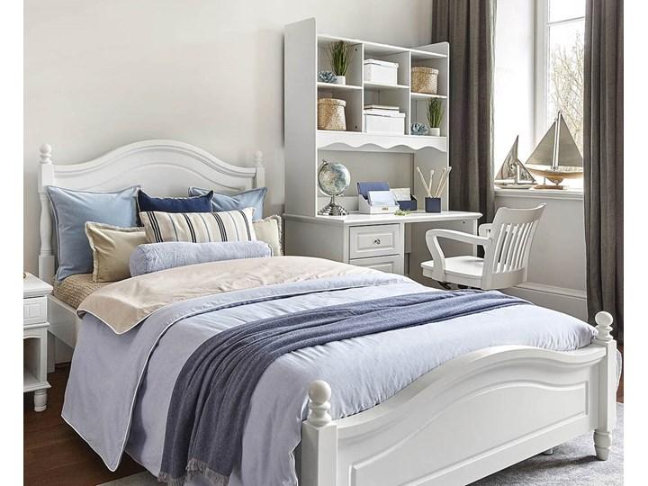 Łóżko 120x200 VICTORIA 810 Kolor Biały