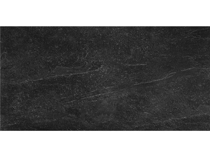 gres SLATEROCK black 120x60 Płytki podłogowe Prostokąt Wzór Beton