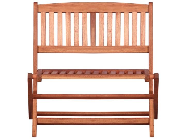 Ławka ogrodowa dla dzieci Blanka Kategoria Ławki ogrodowe Drewno Kolor Brązowy