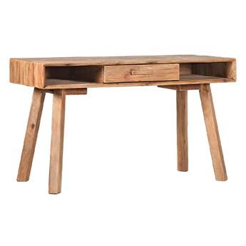 Biurko / konsola z drewna Carthorse, 130x58