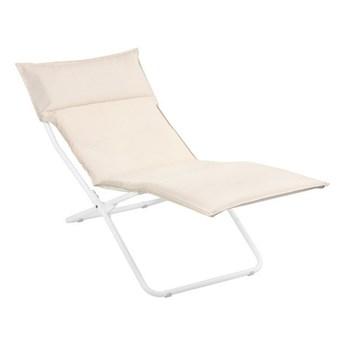 Leżak relaksacyjny Lafuma BAYANNE (TRANSALOUNGE) PRIVILEGE Argile (beige) LFM2967-9271