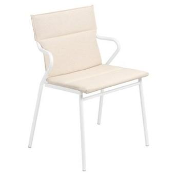Krzesło / Fotel Lafuma ANCONE PRIVILEGE Argile (beige) LFM2965-9271