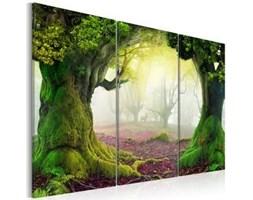 Obraz - Tajemniczy las - tryptyk