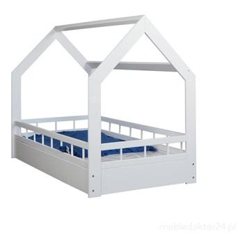 Łóżko Domek Kevin drewniane