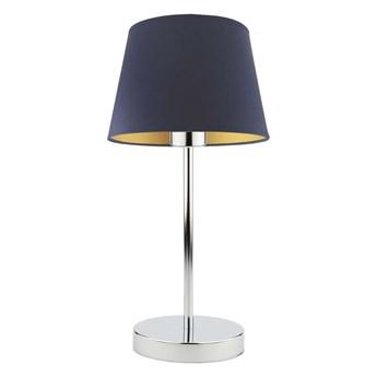 Lampka nocna z abażurem SIENA GOLD WYSYŁKA 24H
