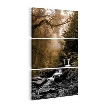 Obraz - Mały wodospad