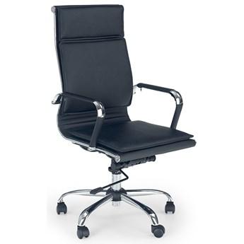 Fotel obrotowy Parker - czarny