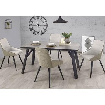 Industrialny stół Axe - beton