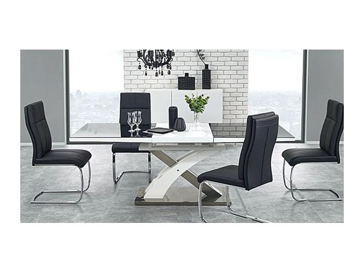 Stół rozkładany Zander - czarny